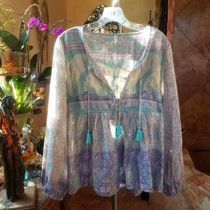 Spell and the Gypsy Beautiful FABULOUS Blouse 2